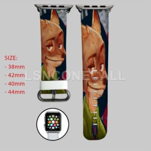 Nick Wilde Zootopia Apple Watch Band