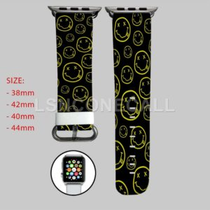 Nirvana Band Apple Watch Band