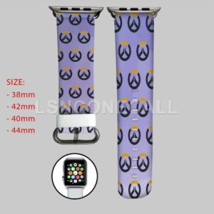 Overwatch Pattern Apple Watch Band