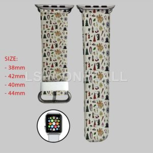 Peter Pan Neverland Disney Apple Watch Band