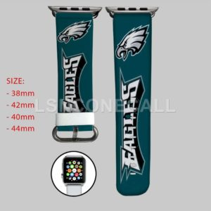 Philadelphia Eagles Apple Watch Band