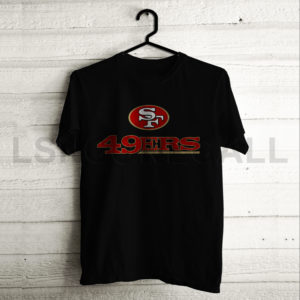 Custom San Francisco 49ers T-Shirt