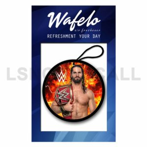 Custom Seth Rollins WWE Air Freshener