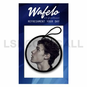 Custom Shawn Mendes Air Freshener