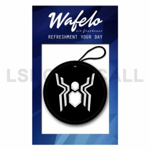 Custom Spider-Man Black Suit Air Freshener