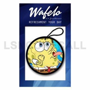 Custom SpongeBob SquarePants Air Freshener