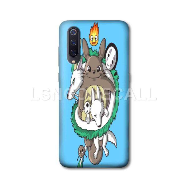 Custom Studio Ghibli Xiaomi Case