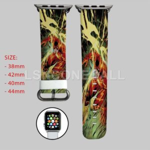 The Flash Apple Watch Band