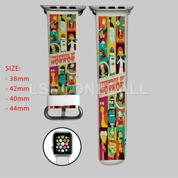 The Simpsons Apple Watch Band