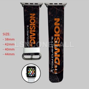 Tom Clancys The Division Apple Watch Band