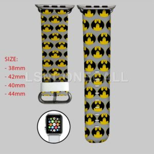 Totoro Batman Apple Watch Band