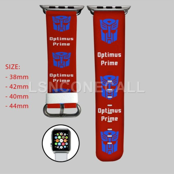 Transformers Optimus Prime Apple Watch Band