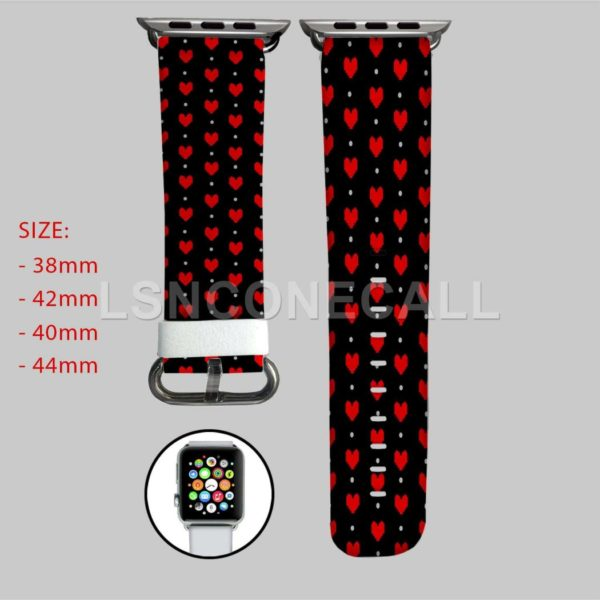 Udertale Love Apple Watch Band