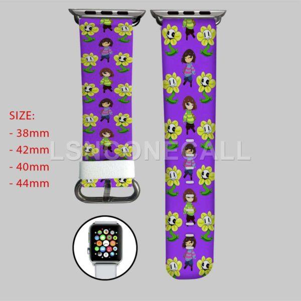 Undertale Frisk Apple Watch Band