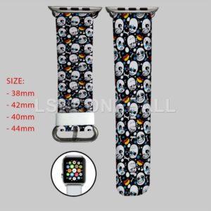 Undertale Sans Apple Watch Band