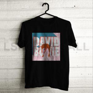 Custom david bowie T-Shirt