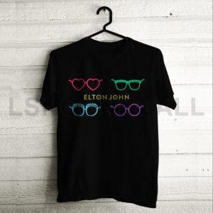 Custom elton john T-Shirt