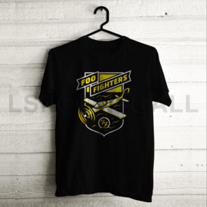 Custom foo fighters T-Shirt