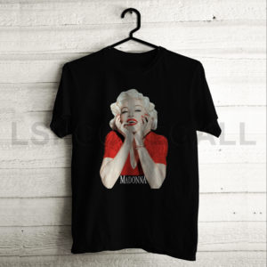 Custom madonna music T-Shirt