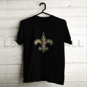 Custom new orleans saints T-Shirt