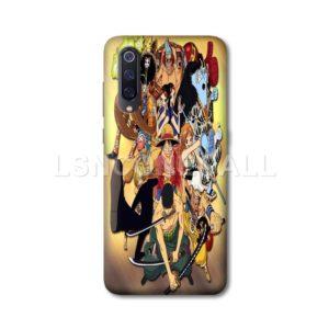 Custom one piece Xiaomi Case