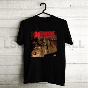 Custom Pantera Music T-Shirt