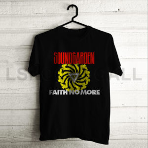 Custom soundgarden music T-Shirt