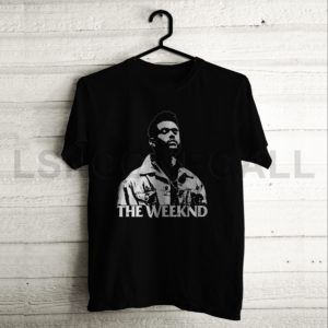 Custom the weeknd T-Shirt