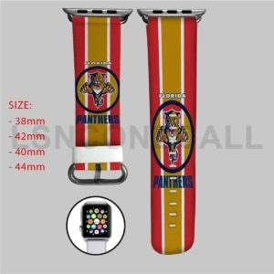 Florida Panthers NHL Apple Watch Band