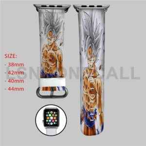 Goku Ultra Instinct Apple Watch Band