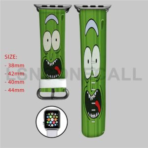 Pickle Rick Apple Watch Band