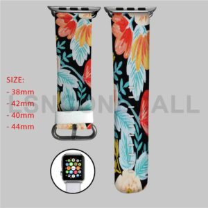 Rifle Paper Apple Watch Band
