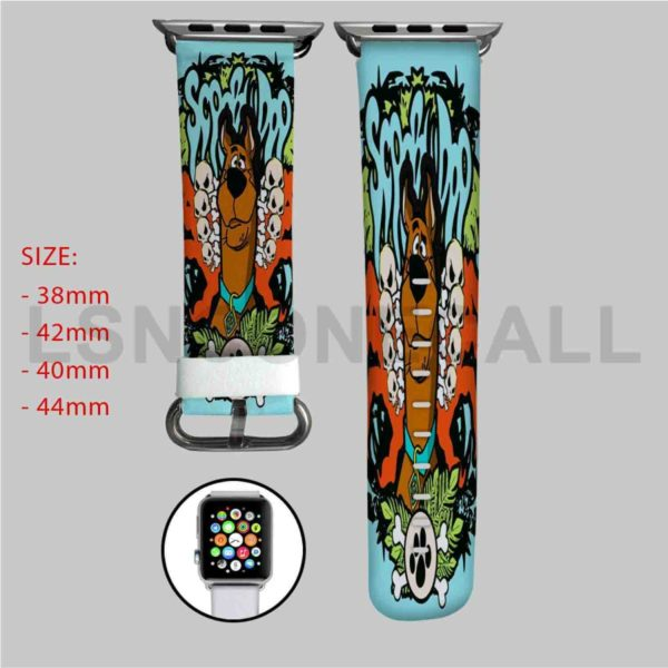 Scooby Doo Apple Watch Band