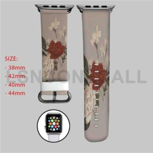Shawn Mendes Flowers Apple Watch Band